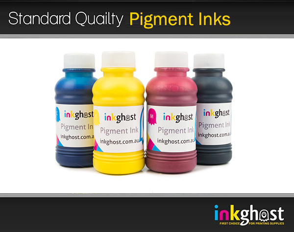 Standard Quality Pigment Ink Set- 4 x 100ml 73, 73N & 103 Series