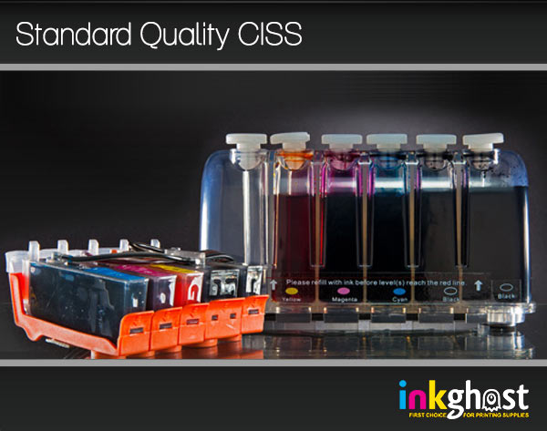 Standard Quality CISS MP830