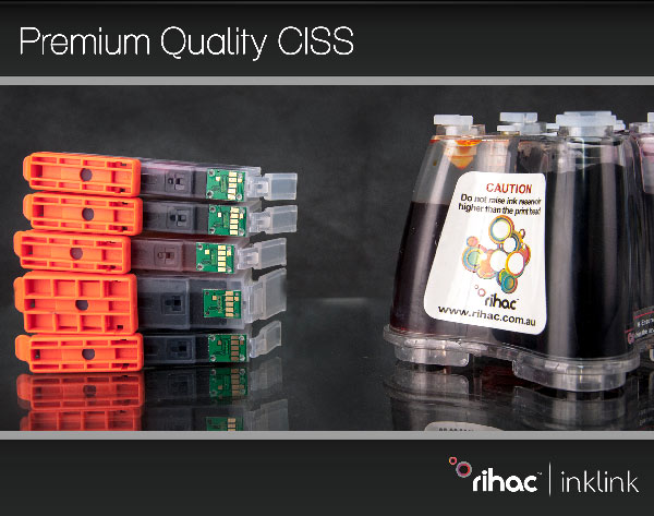 Premium Quality CISS IP7260 Pre-Chipped