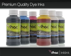 Premium Quality Ink Set - 6 x 100ml HP02