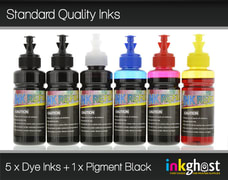 Standard Quality Ink - 6 x 670/671 Series + PGBK