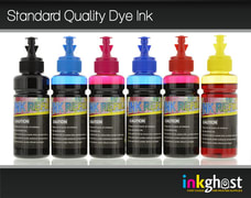 Standard Quality Ink Set - 6 x 100ml  T0491-T0496 Series