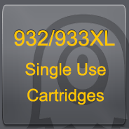 932/933XL Single Use Cartridges