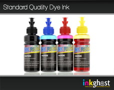 Standard Quality Ink Set- 4 x 100ml  LC233, LC235 & LC239