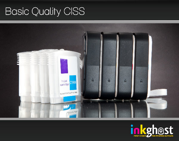 Basic Quality 120ml CISS Officejet 9130