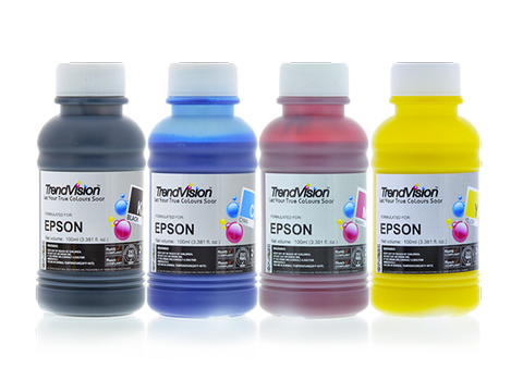 Standard Sublimation Ink Set x 4