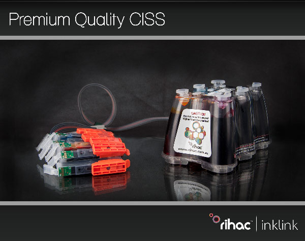 Premium Quality CISS MG6360 PRE-CHIPPED