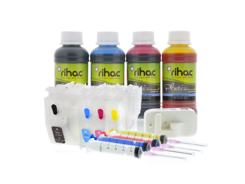 LC3319XL Dye Refill Starter Kit for Brother