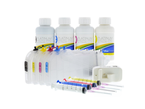 LC3319XL Pigment Refill Starter Kit for Brother