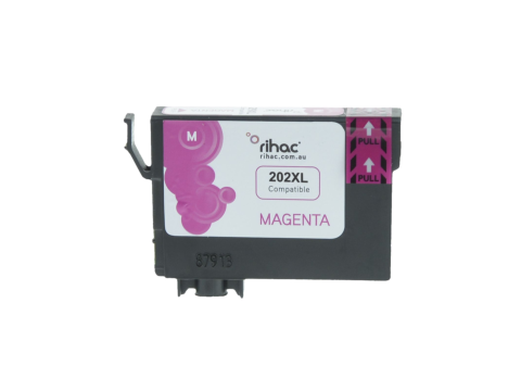 202XL Magenta Premium Single Use Cartridge