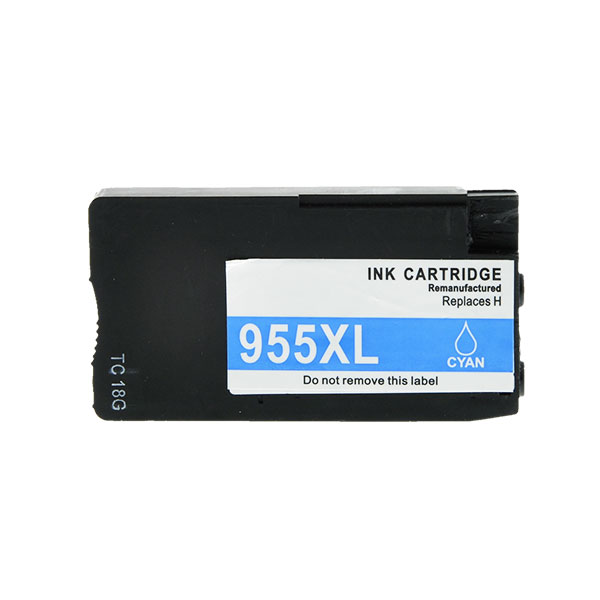 955XL Standard Cyan Single Use Cartridge