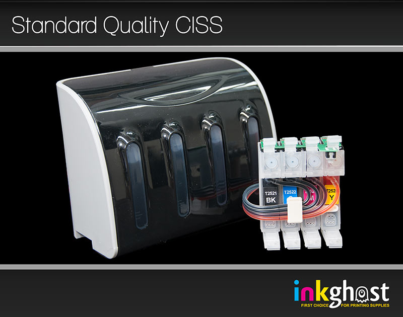 Standard Quality CISS Workforce 7620