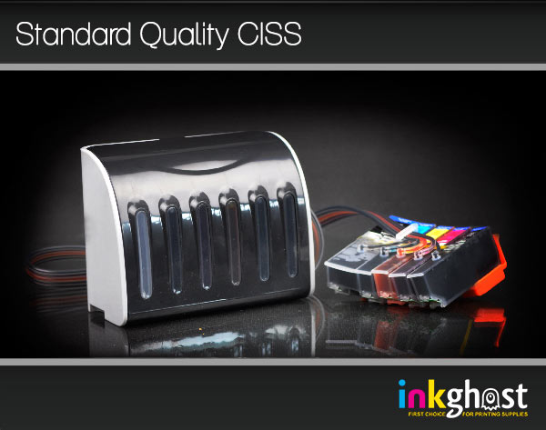 Standard Quality CISS XP-700 Expression Range