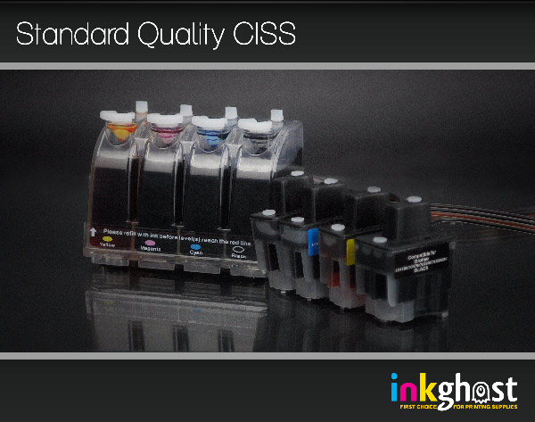 Standard Quality CISS DCP-340CW