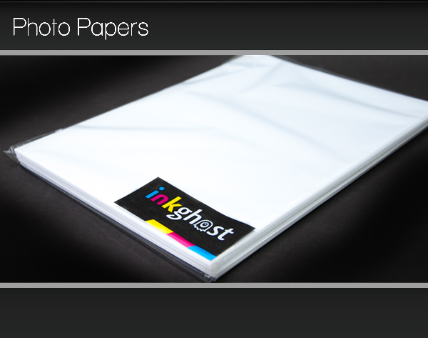 It's just an image of Printable Canvas Paper in inkjet printer