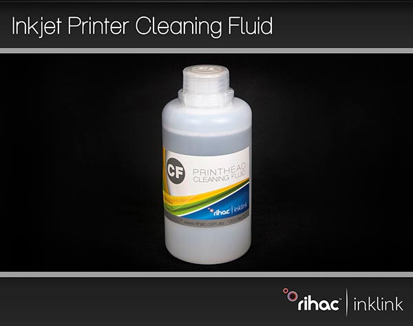 250ml Rihac Print Head Cleaning Fluid For Epson Inkjet ...