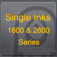 SINGLE INKS- 1600/2600 Series