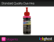 Standard Quality Dye Ink- Magenta 100ml LC131, LC133, LC135 & LC137